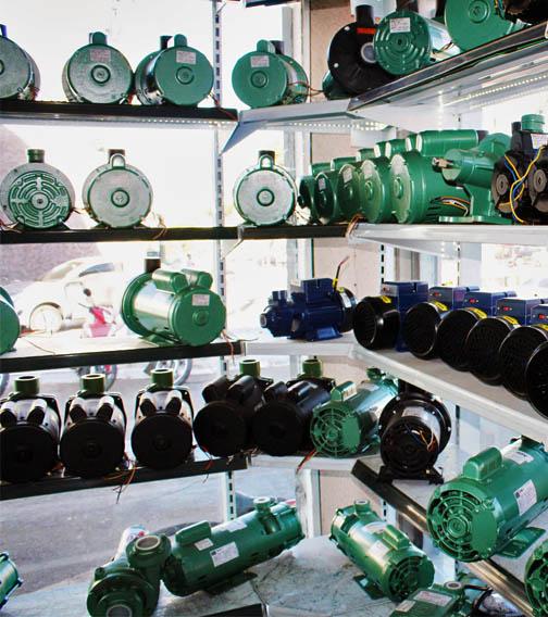 Comércio e Manutenção de Bombas Hidráulicas em Guarujá